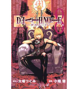 Death Note (Vol 8.)
