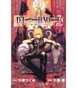 Death Note (Vol 8.)