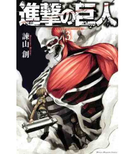Shingeki no Kyojin (Attack on Titan) Vol. 3