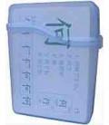 Flashcard Case - translucent plastic (For up to 40 Kanji Flashcards)