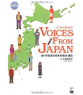 Voices from Japan (includes audio CD)