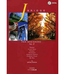 J.Bridge for Beginners Vol.2 (includes 3CD)