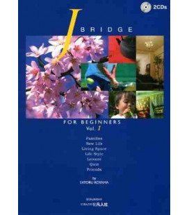 J.Bridge for Beginners Vol.1 (includes 2 CD)