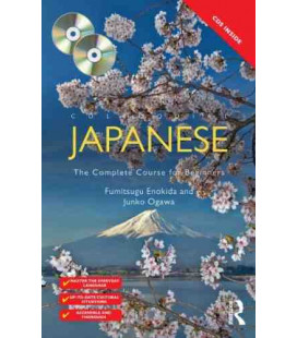 Colloquial Japanese - The Complete Course for Beginners, 3rd Edition (Free Audio Online)