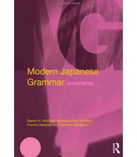 Modern Japanese Grammar Workbook