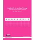 Writing book Tianzige- Kanji practice (Pack of 5)