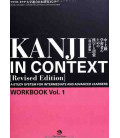 Kanji in Context [Revised Edition] Workbook 1