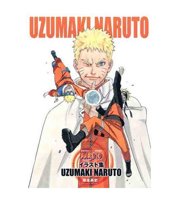 Uzamaki Naruto (Naruto Illustration Book)