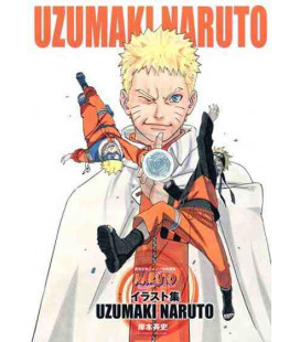 Uzamaki Naruto (Naruto Illustration Book)